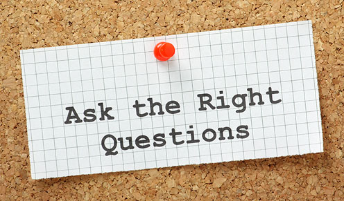 Business Surveys - Ask the right questions