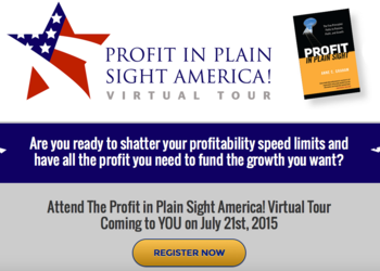 Profit in Plain Sight Work for You