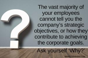 Company strategic objective