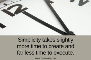 Less time to Execute