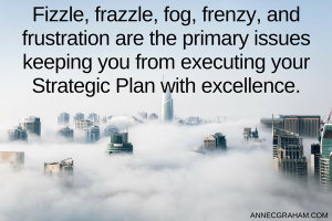 Strategic plan with excellence