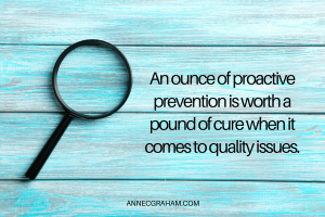 Proactive Prevention