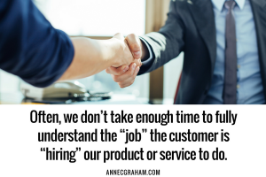 Hiring Products