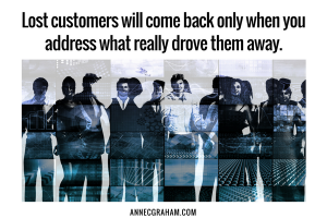 Lost Customers