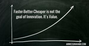 Faster-Better-Cheaper