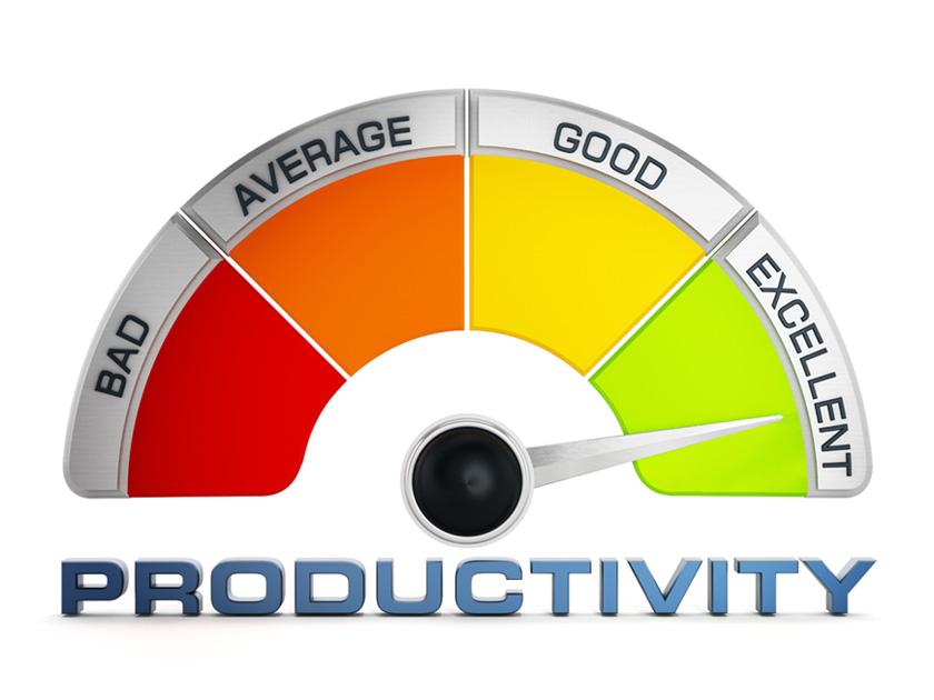 productivity-meter