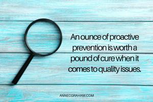 Proactive Prevention