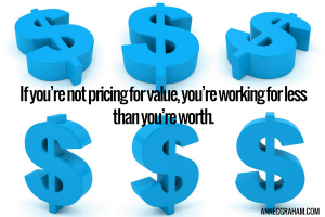 Pricing for Value