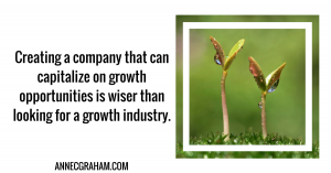 Capitalize on Growth